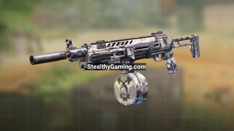 Call of Duty Mobile HG-40