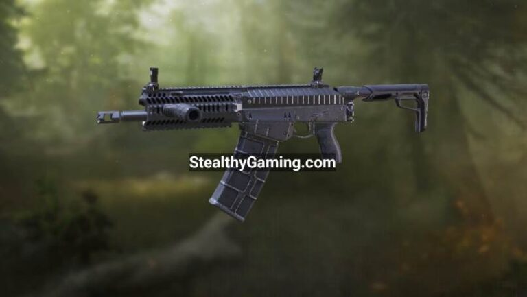 Call of Duty Mobile Echo shotgun