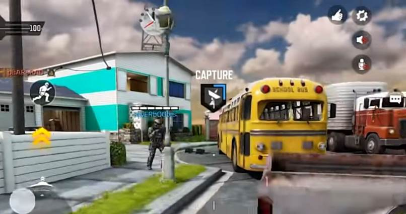 Call of Duty Mobile Headquarters