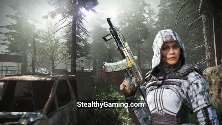 Call of Duty Mobile Pine Map