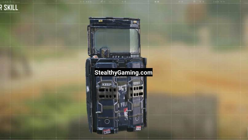 How to get Ballistic Shied in Call of Duty Mobile