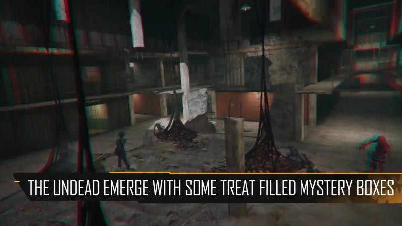 Call of Duty Undead Fog