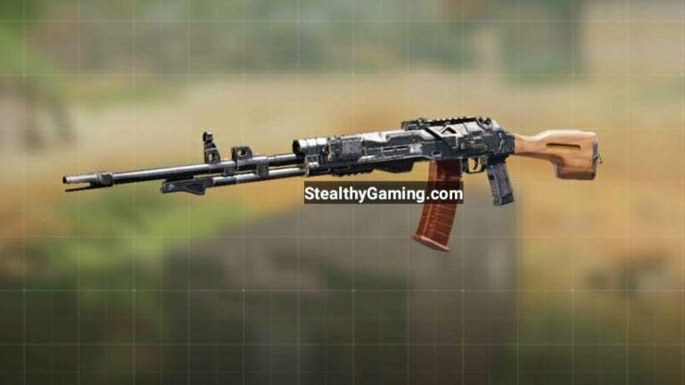 iFerg ASM-10 Gunsmith Loadout