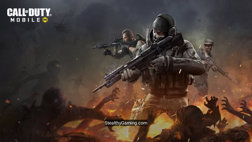 How To Get Free Ghost Skin In Cod Mobile Free Skin Stealthy Gaming