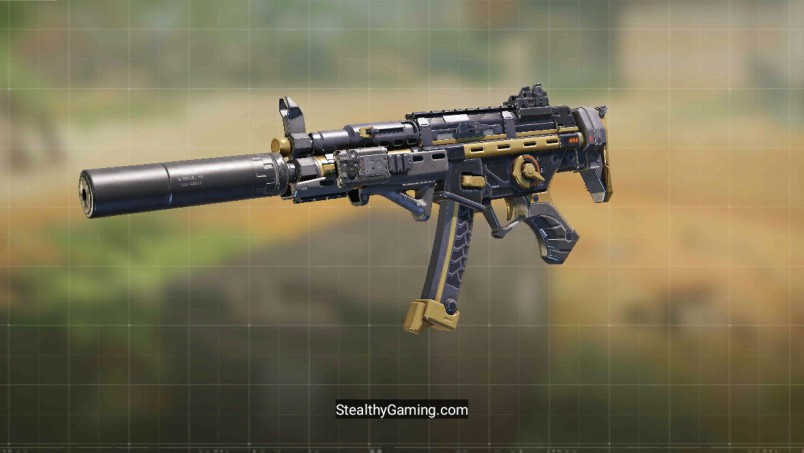 QQ9 LOW RECOIL COD MOBILE