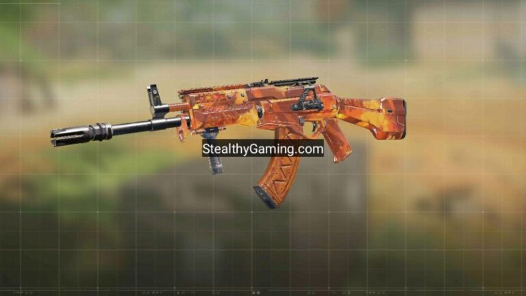 KN-44 FAST MOBILIT YGUNSMITH LOADOUT