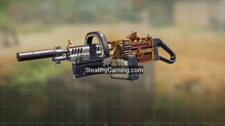 Chopper lmg cod mobile
