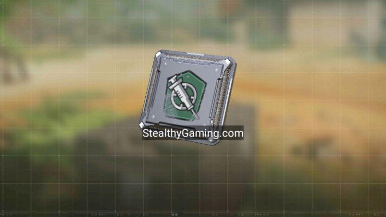 Green Perk Quick Fix perk