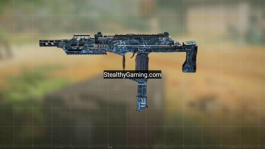 MSMC low recoil weapon build cod mobile