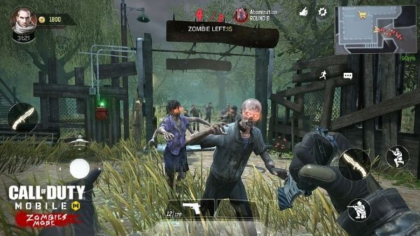 COD MOBILE ZOMBIES MODE
