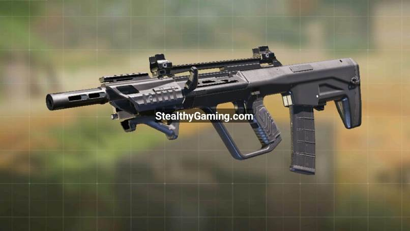 COD Mobile AGR 556 Gunsmith Loadout