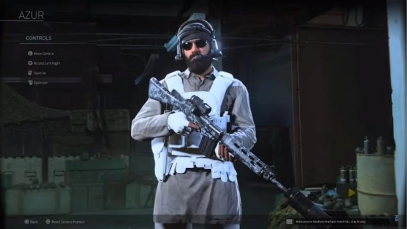 Call of Duty Season 13 new character