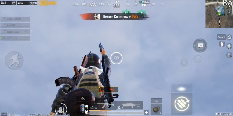 evac flare gun pubg mobile