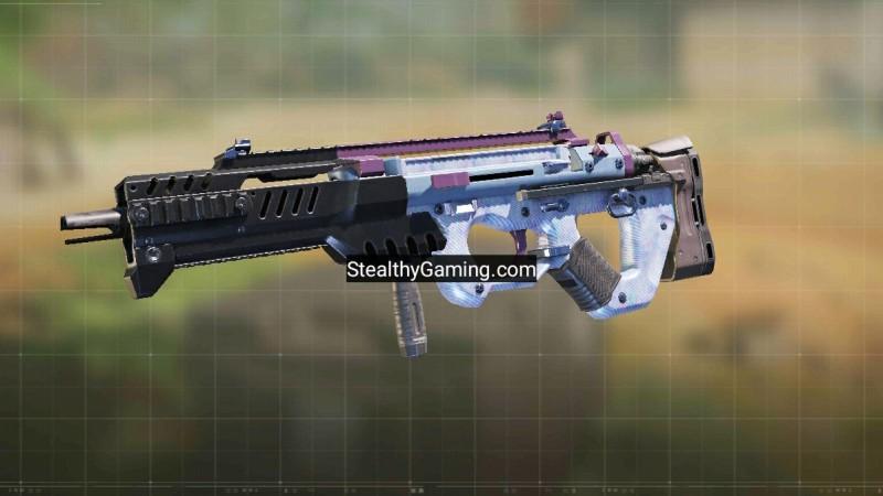 pdw low recoil gunsmith
