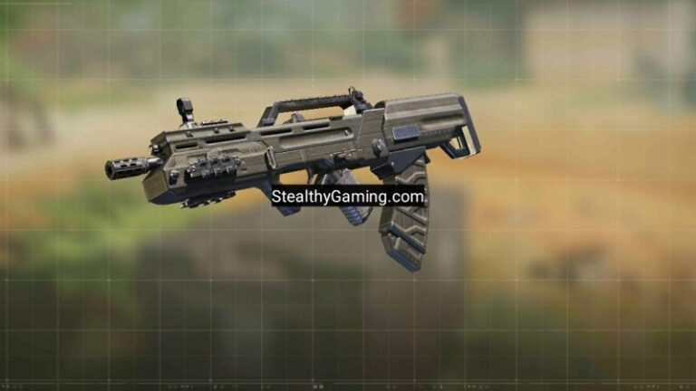 cod mobile type 25 highg mobility