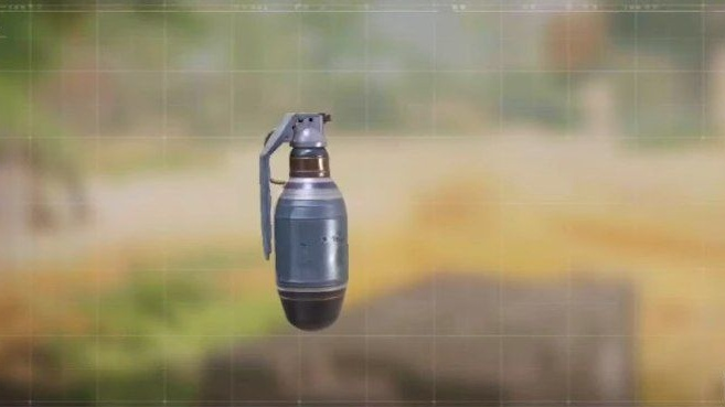 Gas Grenade Call of Duty Mobile Season 13