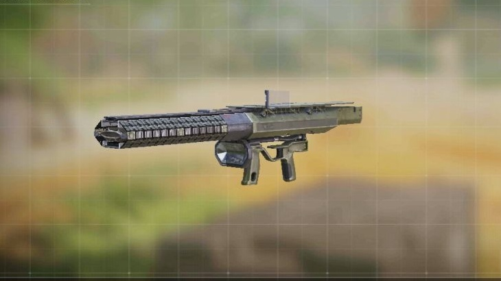 Operator skill gravity vortex gun