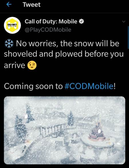 COD Mobile New Maps