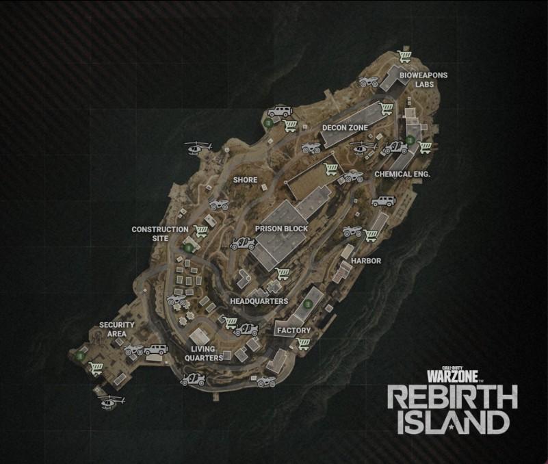 BUY STATIONS REBIRTH ISLAND WARZONE