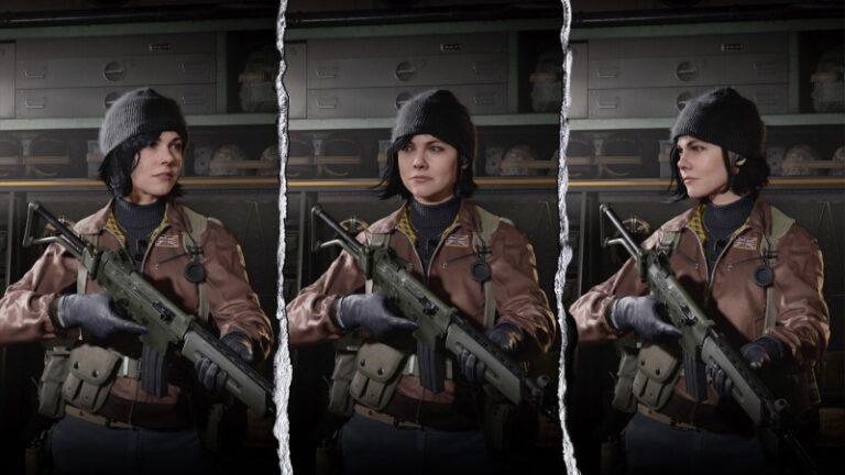 Helen Park COD Black Ops Cold War