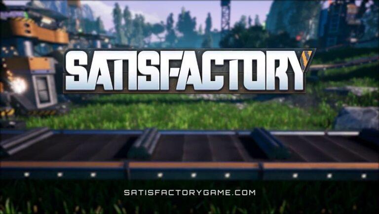 Satisfactory Game