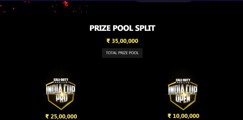 Loco cod mobile indai cup tournament.