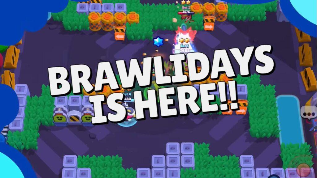 Brawlidays Is here