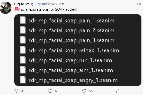 SOAP MacTavish