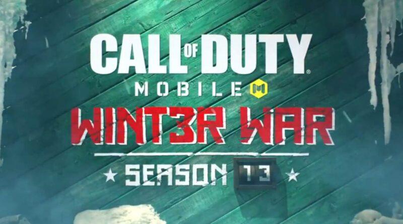 COD Mobile: Season 13