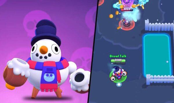 Snowman Tick