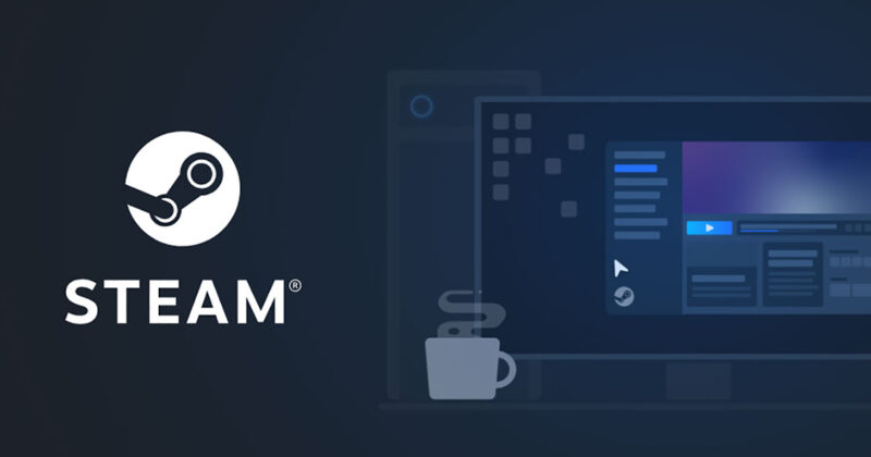 Steam Breaks its own Record