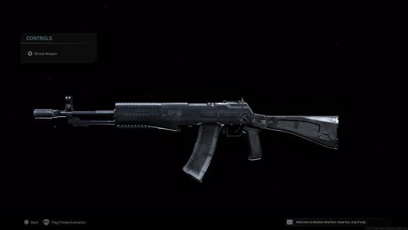 JackFrags AN-94 Gunsmith Loadout