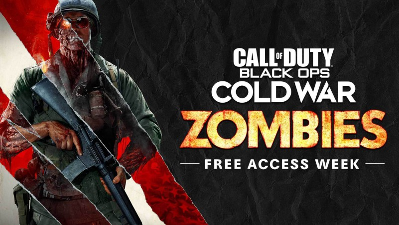zombies mode cod black ops cold war free access week