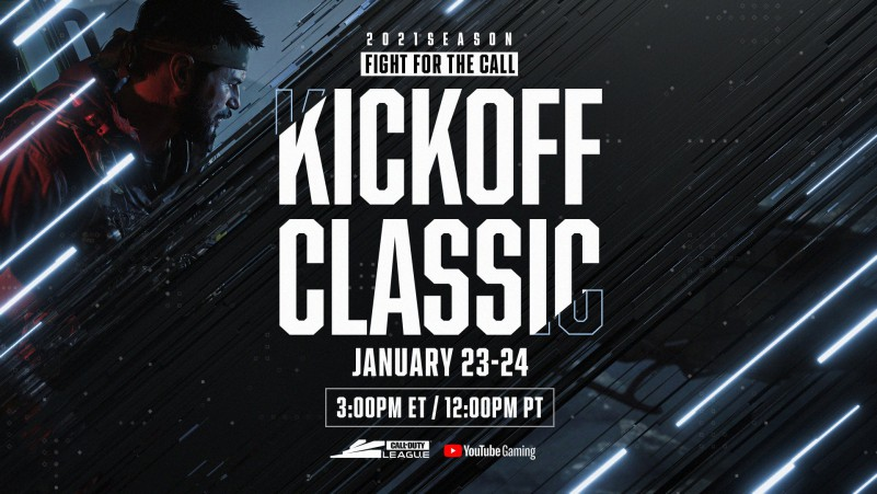 COD LEAGUE 20210 KICK OFF CLASSIC