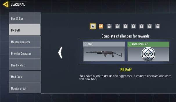 How to unlock SKS in COD Mobile
