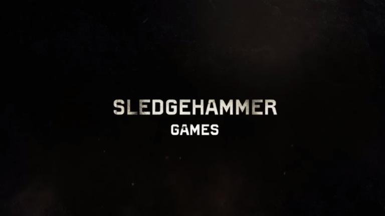 sledgehammer games cod