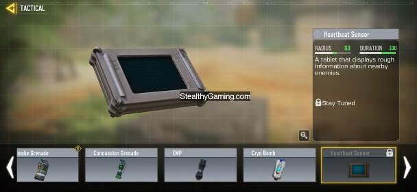 unlock Heartbeat Sensor in COD Mobile