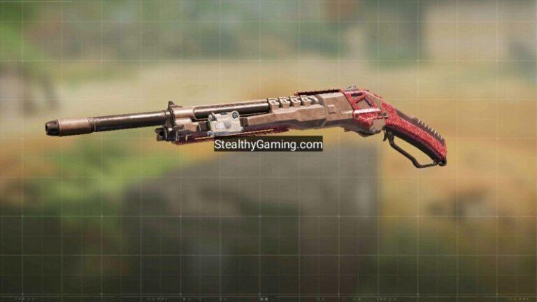 HS0405 SHOTGUN GUNMSITH LOADIUT COD MOBILE