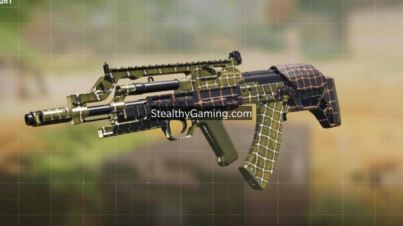 iFerg BK57 Gunsmith Loadout