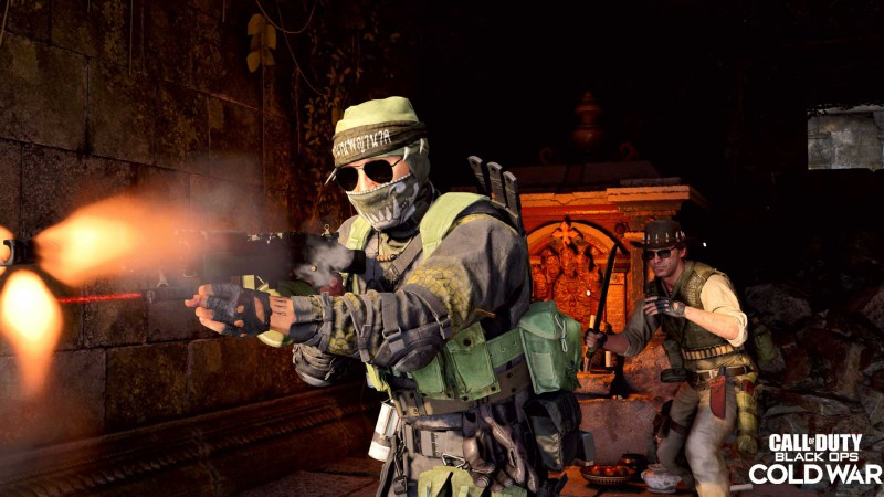 Machete season 2 cod black ops cold war