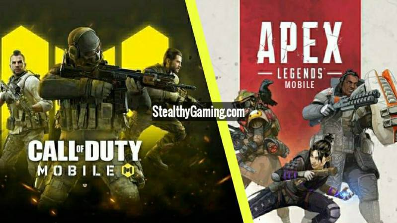 COD Mobile vs Apex Legends Mobile