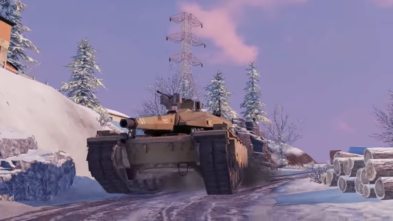 tank mode cod mobile