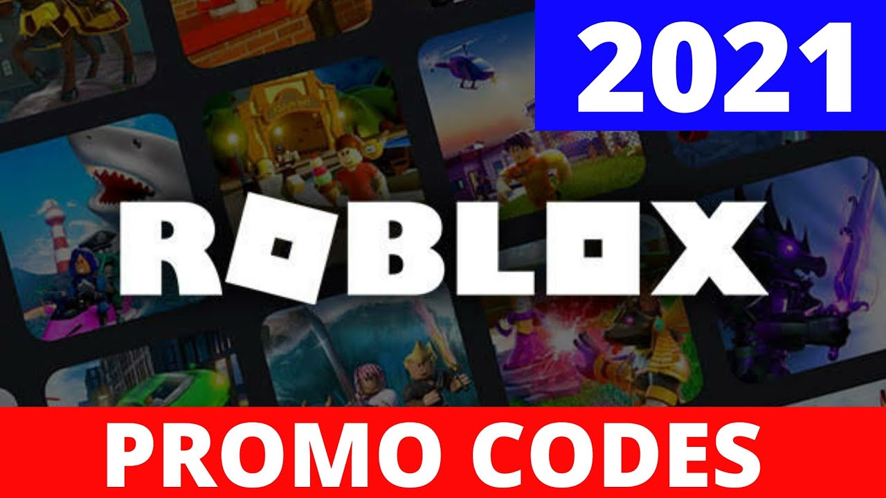 Promo Codes for Robux 2021