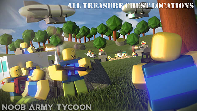 Top 10 Games like Noob Army Tycoon in Roblox