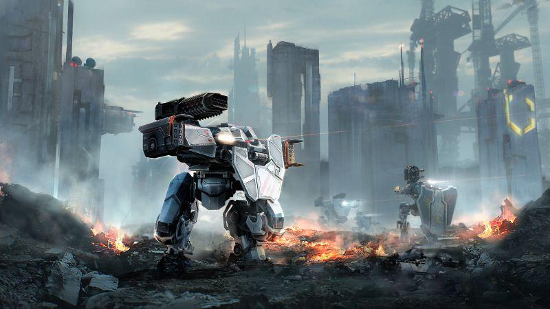 war robots update 7.1