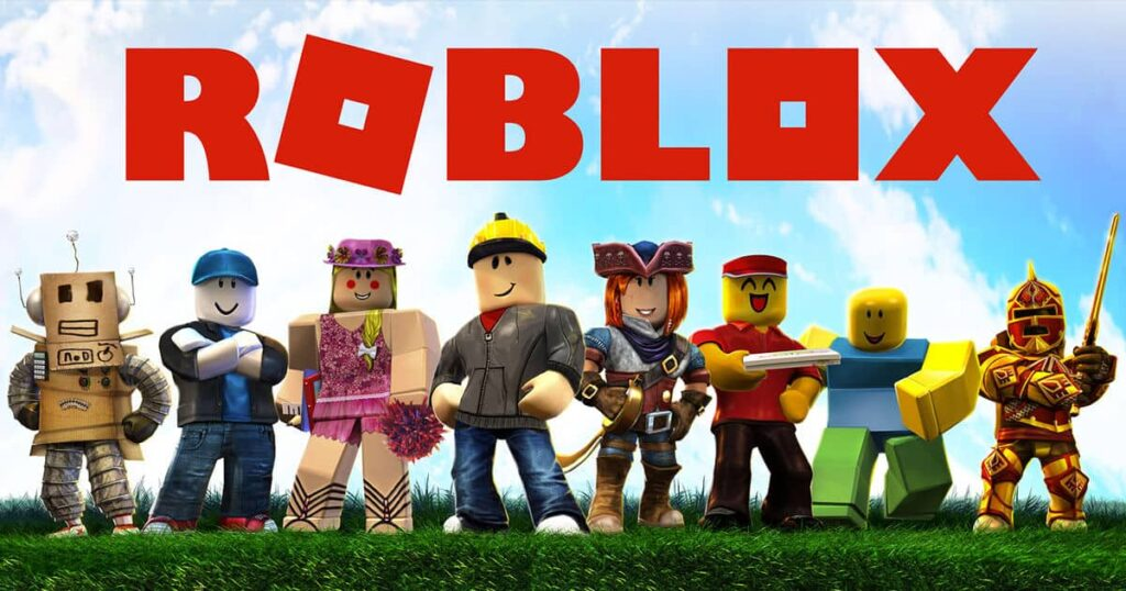 How to put space in your name in Roblox