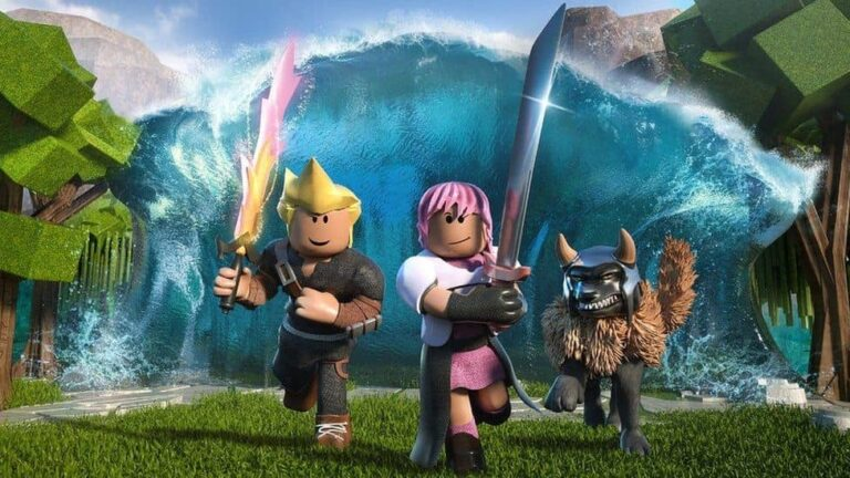 Top 10 Best Action Games in Roblox