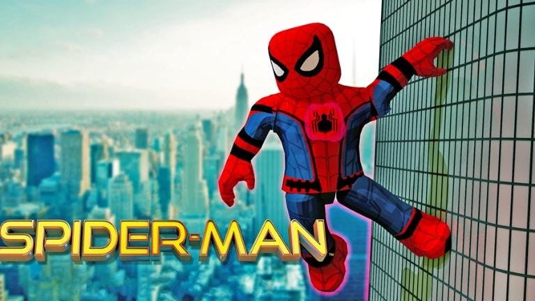 7 Best Roblox Spider man games