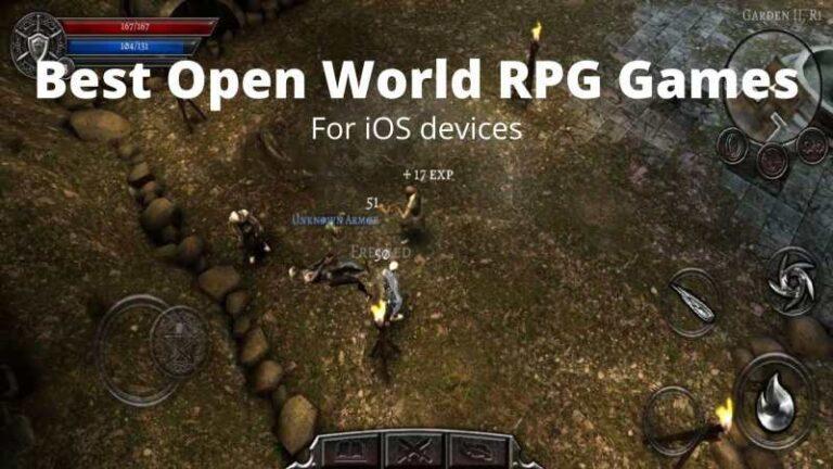 best rpg games ios