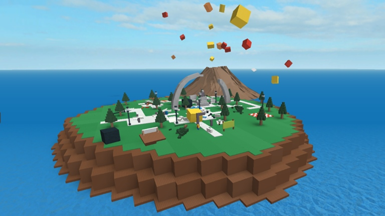 Top 10 Games like Natural Survival Roblox
